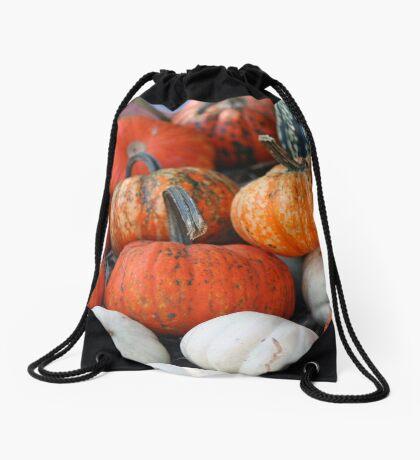 Giving Thanks Drawstring Bag