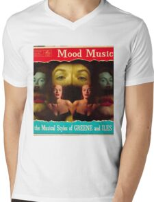Incredibly Strange, Mood Music, Moody Lounge  Mens V-Neck T-Shirt