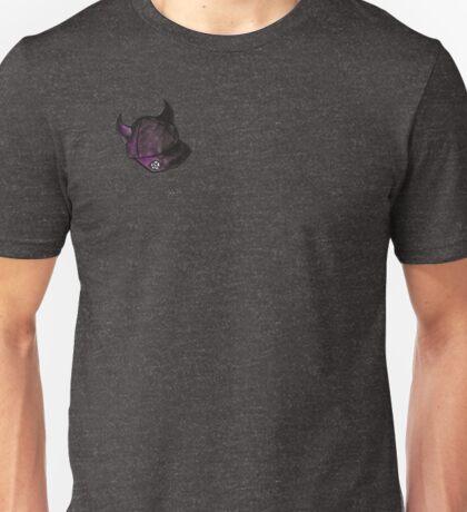 snap back Unisex T-Shirt