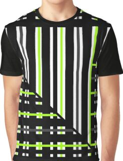 Paid Abstract 2 Graphic T-Shirt