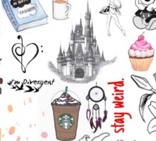 Dreamers Paradise Sticker