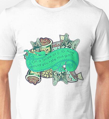 CAT SHIRT- COMMISSION Unisex T-Shirt
