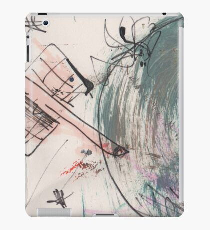 WHAT WAS THAT(C2016) iPad Case/Skin