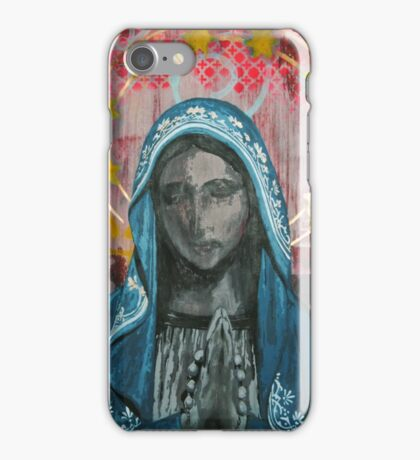 Urban Mary iPhone Case/Skin