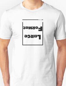Large Format T-Shirt