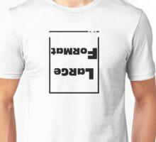 Large Format Unisex T-Shirt