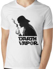 Darth vapor Mens V-Neck T-Shirt