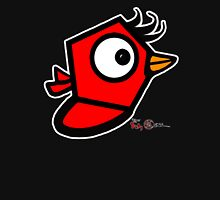 Red Bird From Save My Little Birdy (EG-000006) Unisex T-Shirt