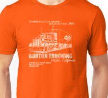 Burton Trucking Unisex T-Shirt