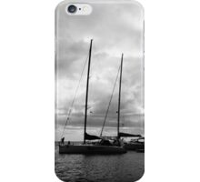 Camped up for the night iPhone Case/Skin