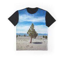 Mono Lake, California Graphic T-Shirt