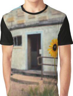 Glenrio Sunflower Graphic T-Shirt
