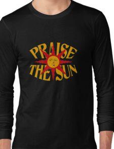 Praise The Sun (8) Long Sleeve T-Shirt