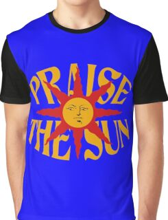 Praise The Sun (8) Graphic T-Shirt