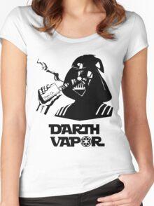 Darth vapor 2 Women's Fitted Scoop T-Shirt