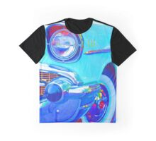Bel Air (Aqua) Graphic T-Shirt