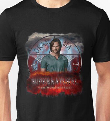 Supernatural Sam Winchester 2 Unisex T-Shirt