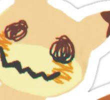Pastel mimikyu pattern! Sticker