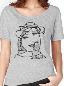 #NoFilter Women's Relaxed Fit T-Shirt