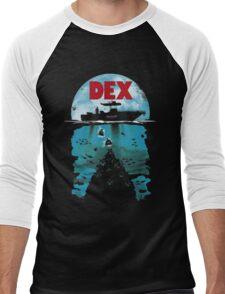 Dex Men's Baseball ¾ T-Shirt