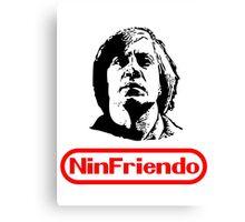 Call it, Nin-Friendo Canvas Print