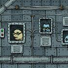 Intergalactic Cafe by steampunkgrub