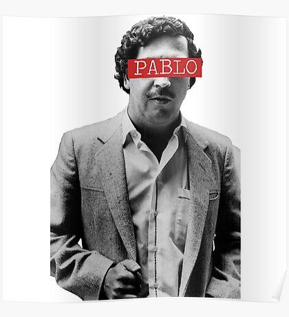 PABLO ESCOBAR - PABLO Poster