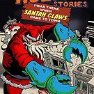 Santah Klaws by monsterfink