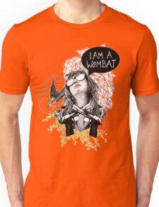 I Am A Wombat Unisex T-Shirt