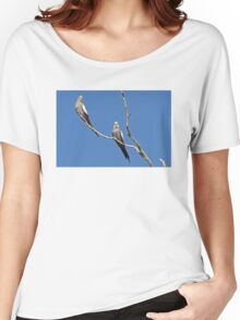 Cockatiels ~ Freedom Is Women's Relaxed Fit T-Shirt