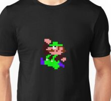 Luigi - Mario Bros. Arcade Game Unisex T-Shirt