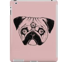 Pug Geek iPad Case/Skin
