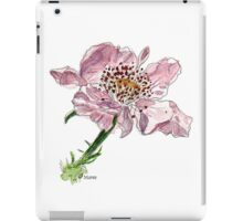 Blackberry beauty iPad Case/Skin