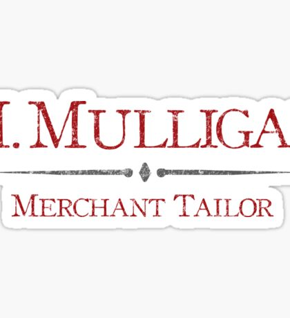 Hercules Mulligan - Tailor Sticker
