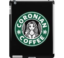 Coronian Coffee iPad Case/Skin