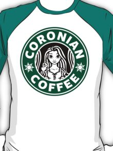 Coronian Coffee T-Shirt