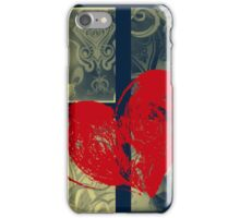 AT LAST (BLOCK 8: RED HEART) - MIX AND MATCH!!!! iPhone Case/Skin