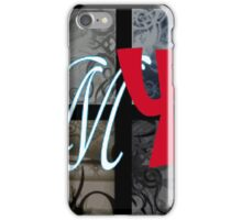 AT LAST (BLOCK 3: WORD 'MY') - MIX AND MATCH!!! iPhone Case/Skin