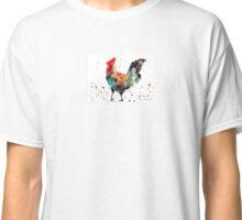 Birds in INK ~ Chicken Classic T-Shirt