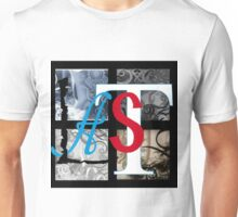 AT LAST (BLOCK 2: WORD 'LAST') - MIX AND MATCH!!! Unisex T-Shirt