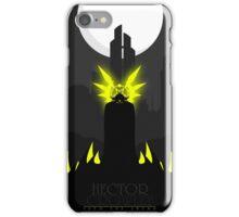 Hector Crowley iPhone Case/Skin