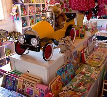 Old Toy Shop by diggle