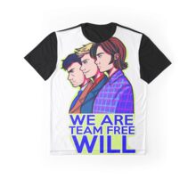 We are Team Free Will Graphic T-Shirt