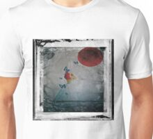 BROKEN WINGS (BLOCK 9: IMAGE OF FLIGHT) - MIX AND MATCH!!! Unisex T-Shirt