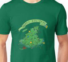 Happy Holidaze Unisex T-Shirt