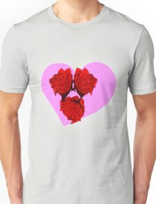 Love is More Than Flowers Unisex T-Shirt