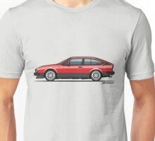 Alfa Romeo GTV6  Unisex T-Shirt