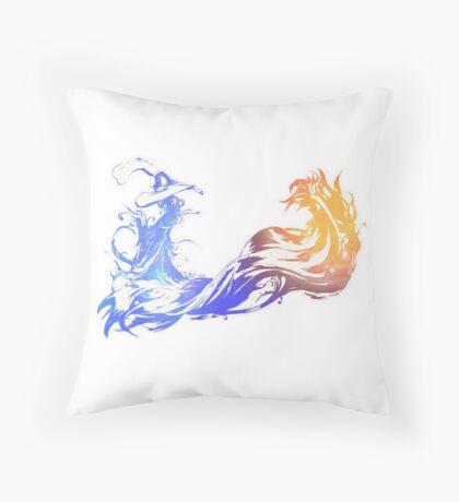 Final Fantasy X - galaxy~ Throw Pillow