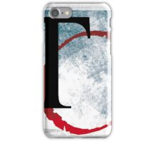 BROKEN WINGS (BLOCK 7: WORD 'TO') - MIX AND MATCH!!! iPhone Case/Skin