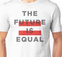 Official Carli Lloyd - THE FUTURE I$ EQUAL by Hope Solo Unisex T-Shirt